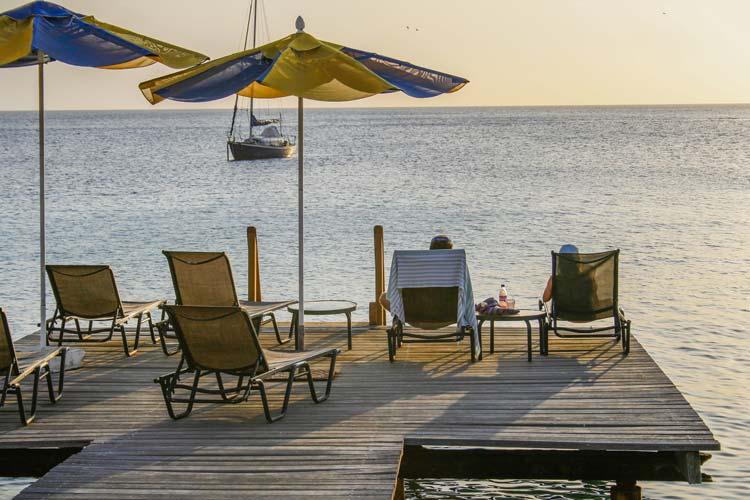 Relaxing Bonaire