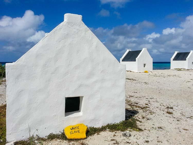 Slave hut Bonaire