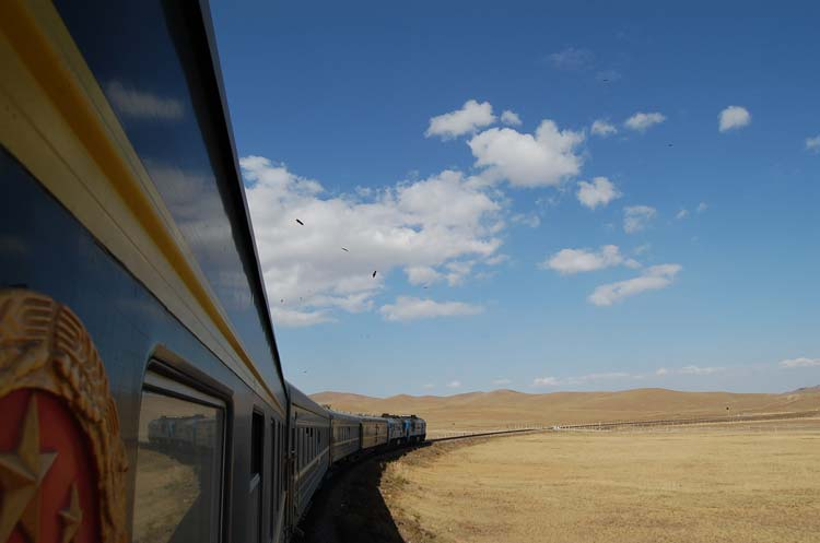 The Trans Siberian Railway
