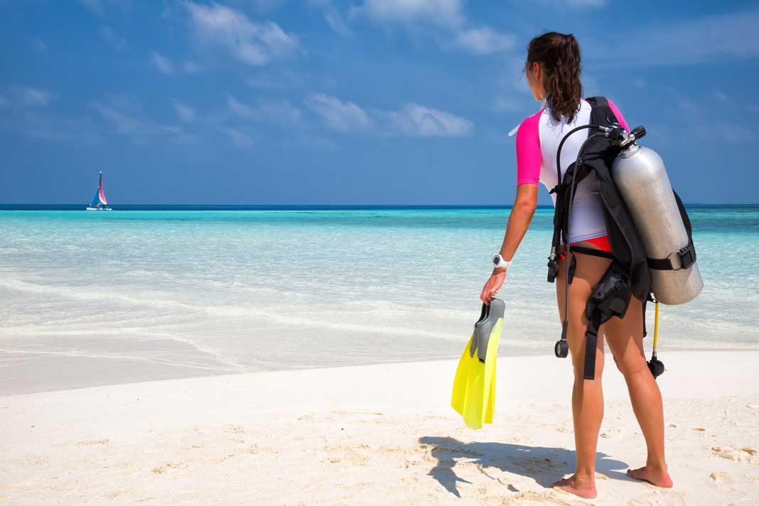 Caribbean Dive Vacation
