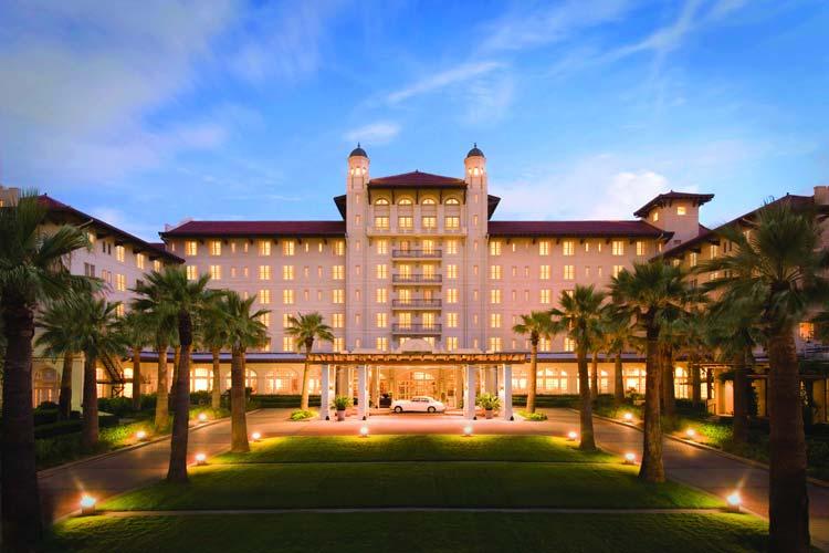 Hotel Galvez, Galveston