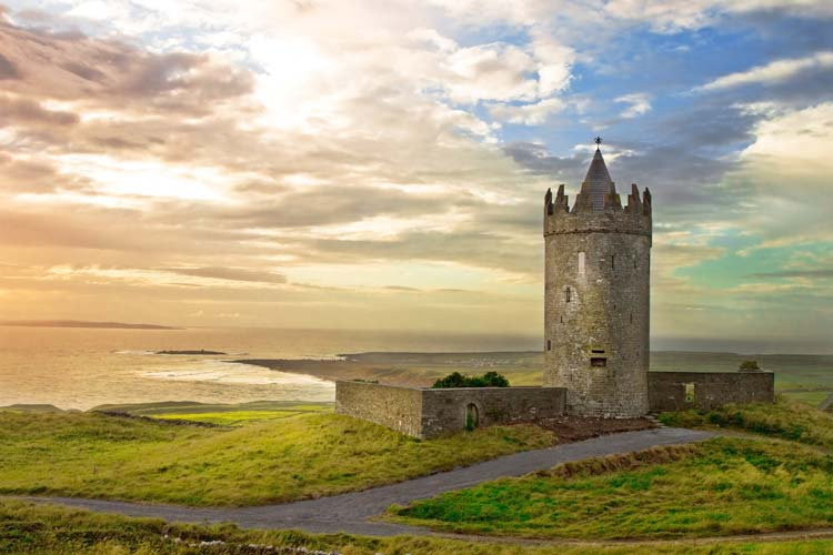Ireland's beautiful national parks