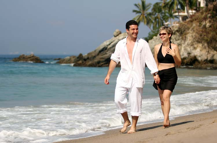 Relaxing Vacations for Couples