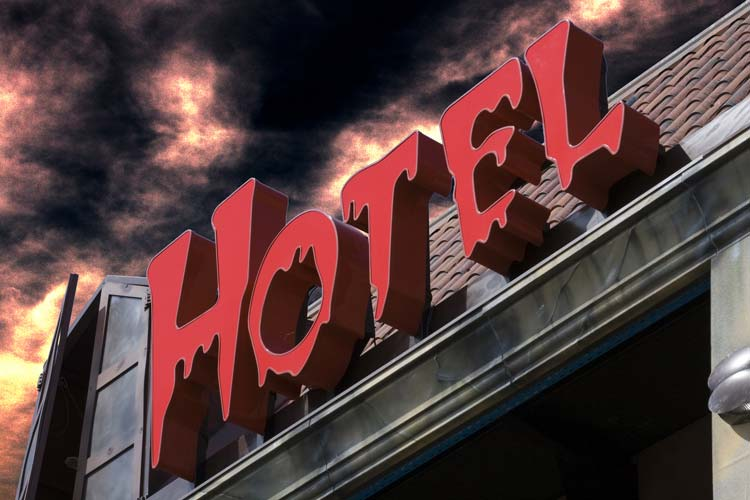 The Creepiest Hotels in the U.S.