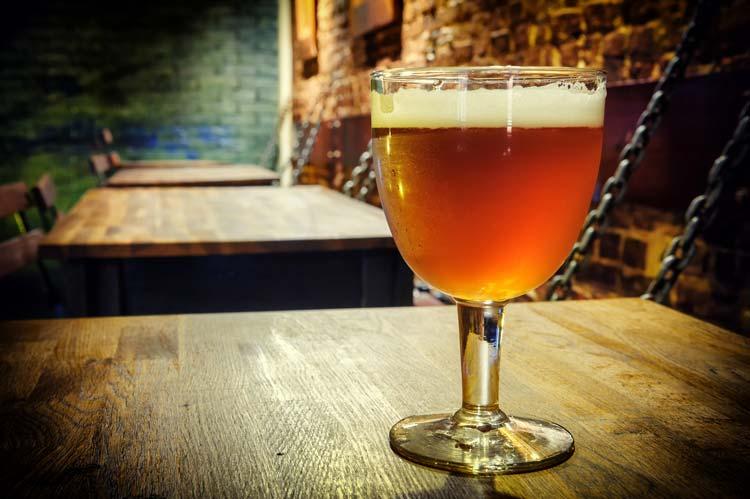 Belgian Trappist Beer