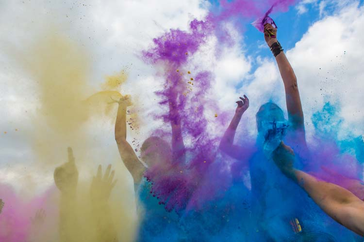 Crazy, Messy & Colorful Festivals around the World