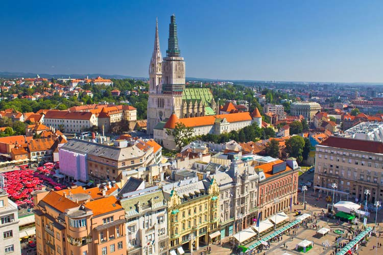 Enchanting Historic Center of Zagreb