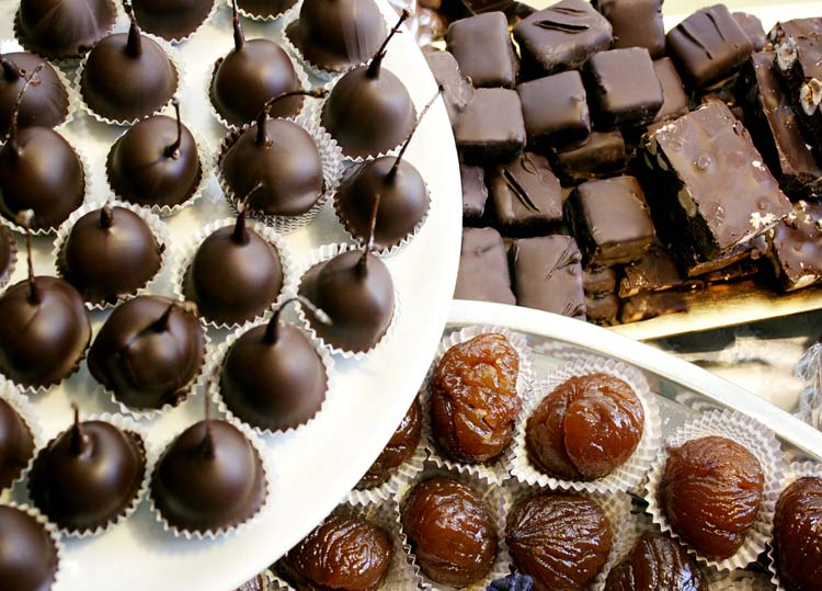 Italian Chocolate and Candies