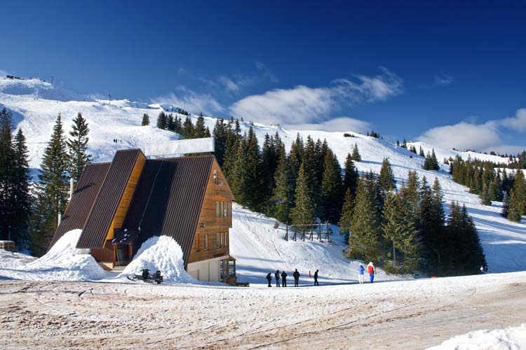 Jahorina Ski Center, Bosnia Herzegovina
