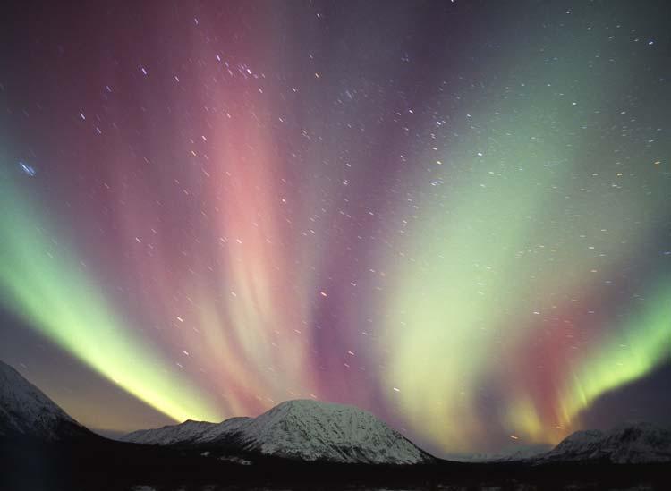 Northern Lights Jukkasjarvi Sweden