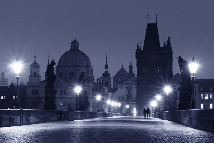 Ghost tours of Prague, Czech Republic