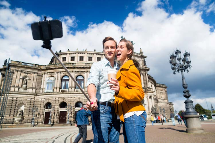 Places Where Selfie Sticks are Banned