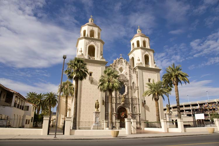 St. Augustine Cathedral in Tucson Arizona