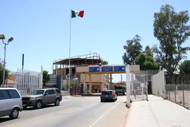 USA - Mexican Border