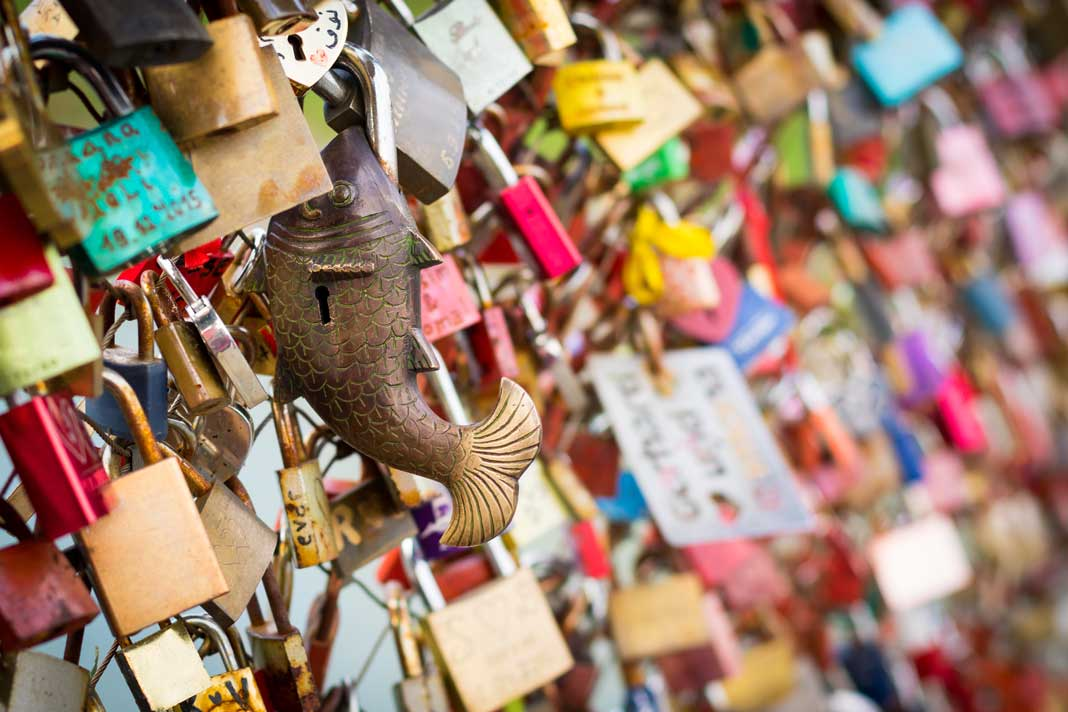 Love Lock Your Love Forever At These 10 Best Places In The World