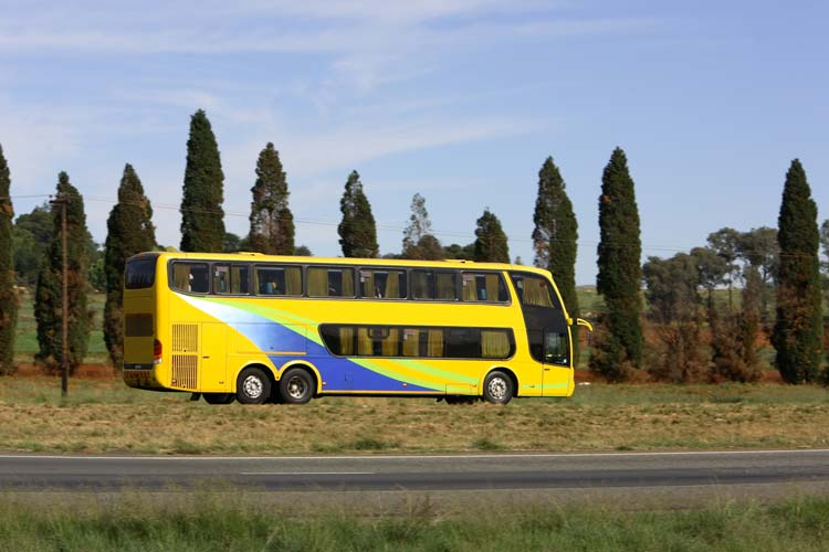Book some cheap buses in advance