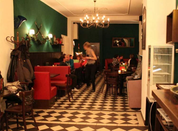 MacLaren's Pub Berlin, How I Met Your Mother Themed Pub