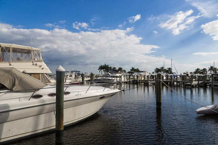 Marina Resort in Cape Coral, Florida