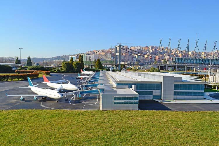 Miniature Replica of Ataturk Airport