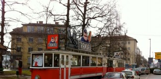 Charming tram restaurants in Europe