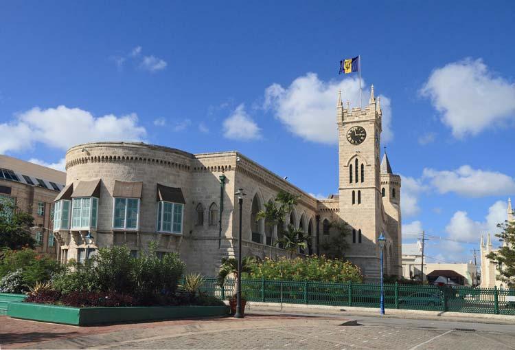 Parliament of Barbados in Bridgetown