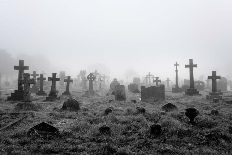 The worlds most visited graveyards
