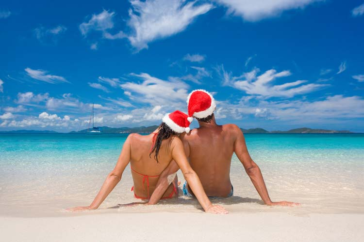 Affordable, Warm and Sunny Destinations to Celebrate Christmas