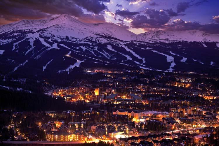 Breckenridge Ski Resort, Colorado