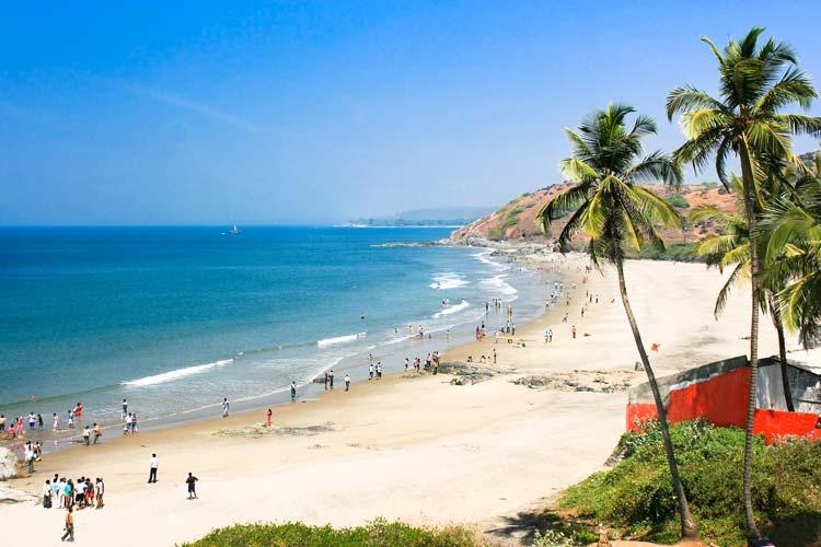 Check out the Beaches of Goa, India