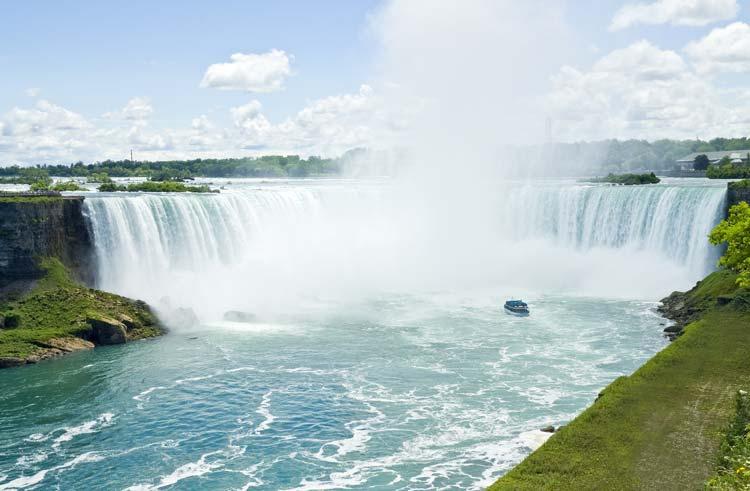 Discover the Niagara Falls