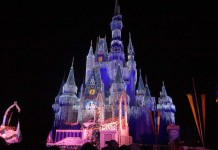 Disney Magic Kingdom, Orlando