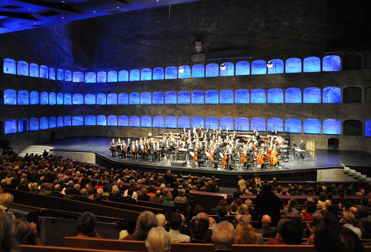 Mozart Festival in Salzburg, Austria
