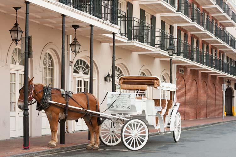 New Orleans French Quarter tour