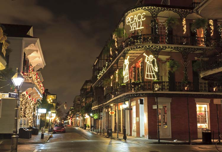 New Orleans; a Great City to Party and to Explore