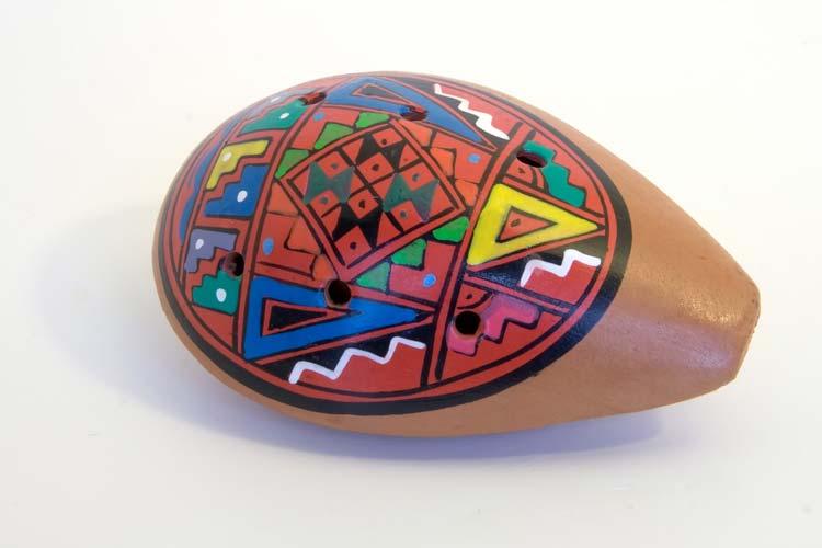 Ocarina musical instrument