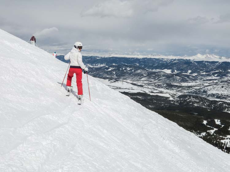 Ski in Breckenridge, Colorado