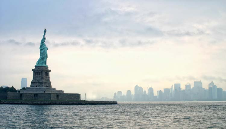 Statue of Liberty, New York's Top Attraction