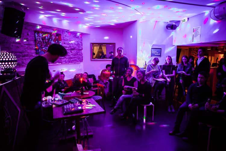 The Tallinn Music Week in Tallinn, Estonia
