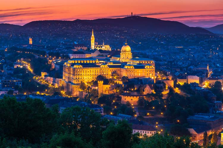 Where to relax after sightseeing in Budapest