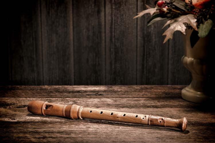 Wood recorder