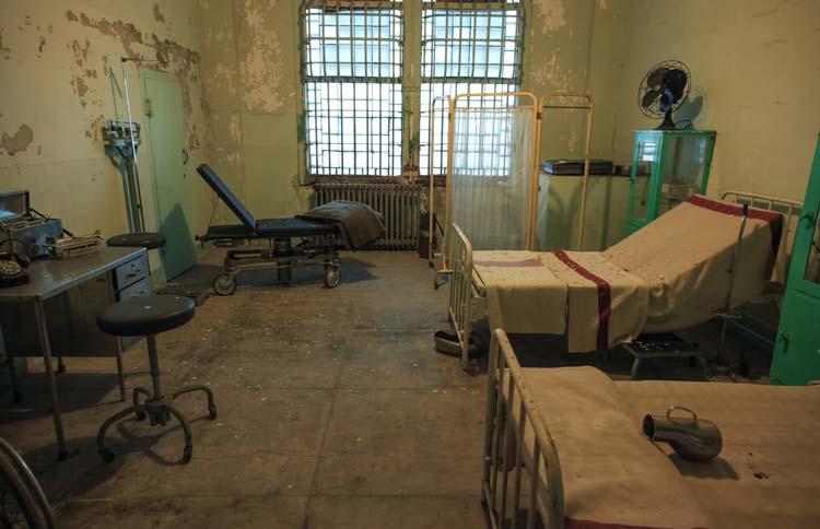 hospital ward room