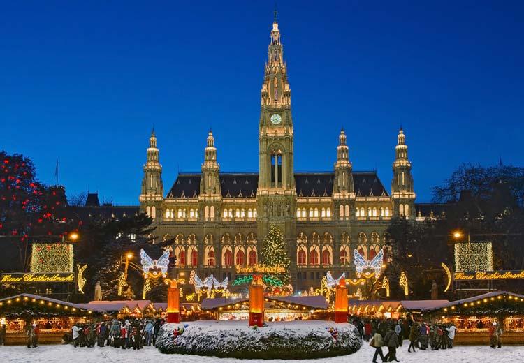 Alt Wiener Weihnachtsmarkt