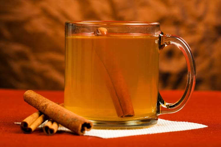 British Mulled cider