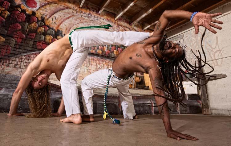 Capoeira, Brazil
