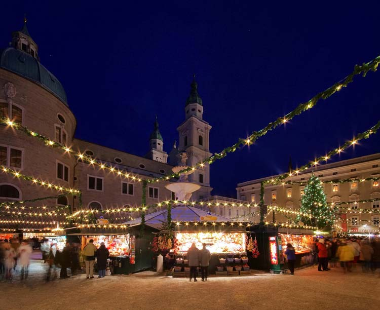 Celebrate Christmas in Salzburg