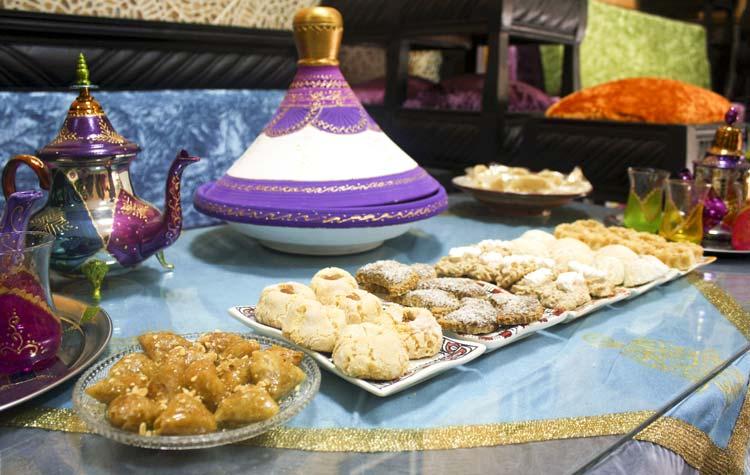 Delicious Moroccan Food