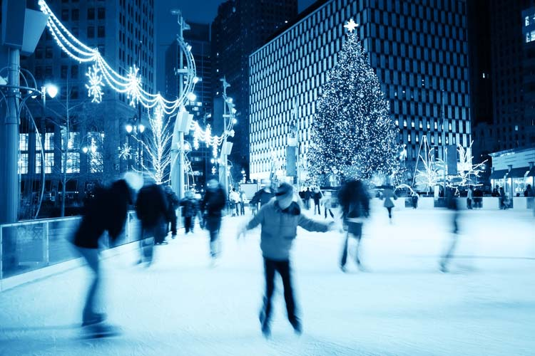 Go Ice Skating at the Top Rinks in the U.S.