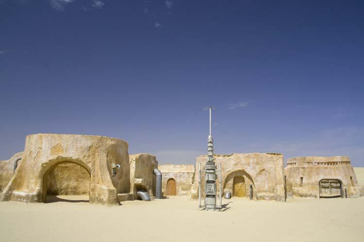 Star Wars Film Set in Tunesia