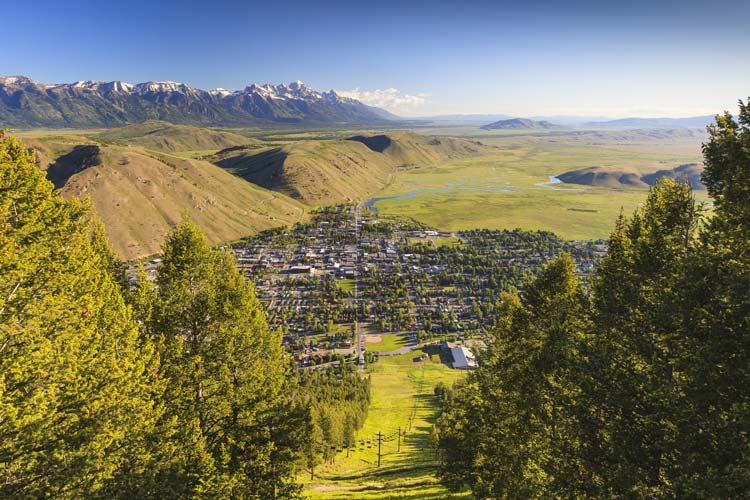 Jackson hole is wyoming s most beautiful and historic town for What to do in jackson wy