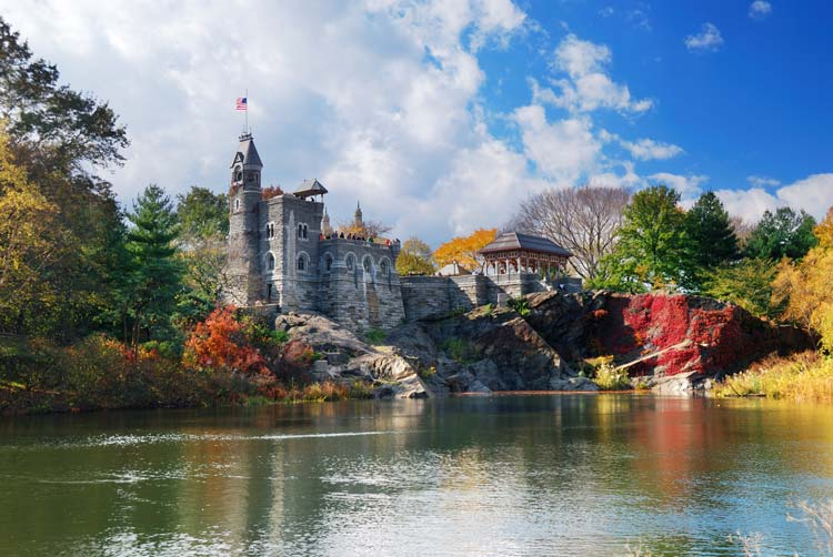 Belvedere Castle New York City